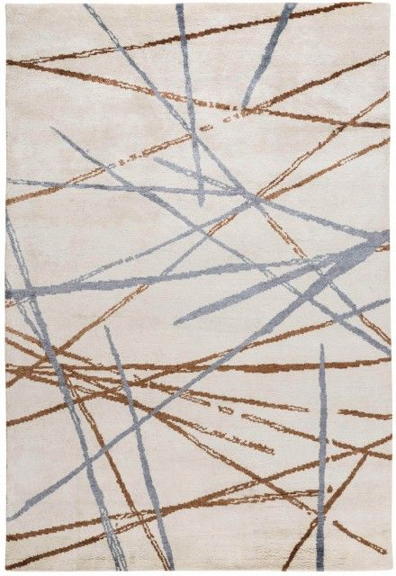 Family room Astral by Kelly Wearstler for The Rug Company