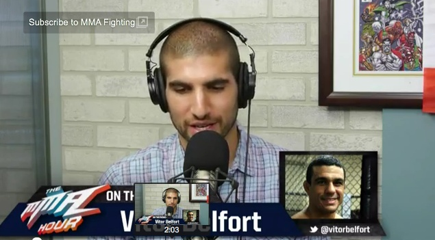 UFC 152: Vitor Belfort Says Jon Jones Fight Is 'Old Lion vs. Young Lion'