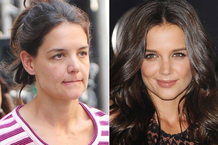 With Or Without Make Up These Fabulous Stars Look Absolutely Stunning Page 55 Of 84 Healthy George In 2020 Without Makeup Celebs Beauty