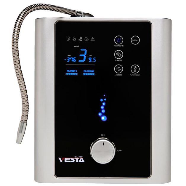 Vesta Water Ionizer  -  WaterIonizer.com