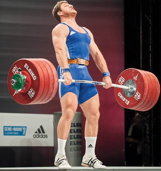 Olympic Weightlifting - Master the Snatch and the Clean and Jerk With Our Step-by-Step Guide | Muscle & Fitness