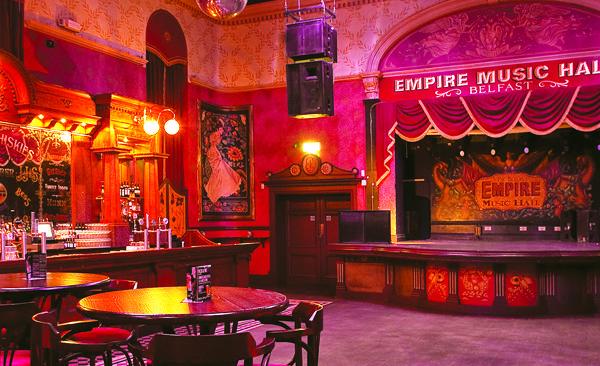 Empire Belfast - Chillisauce