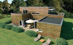 Hustyper | Systemhus - leverandør av ferdighus