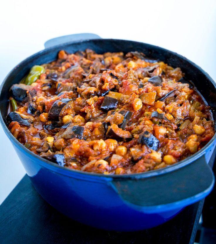 Libanesisk Moussaka- Vegetarisk