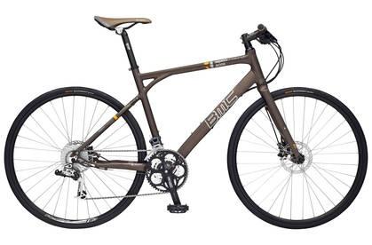 BMC Alpen Challenge AC02 2011 Hybrid Bike