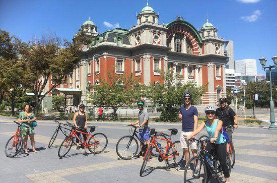 Full Day Osaka Bike Tour | Osaka, Osaka Prefecture…