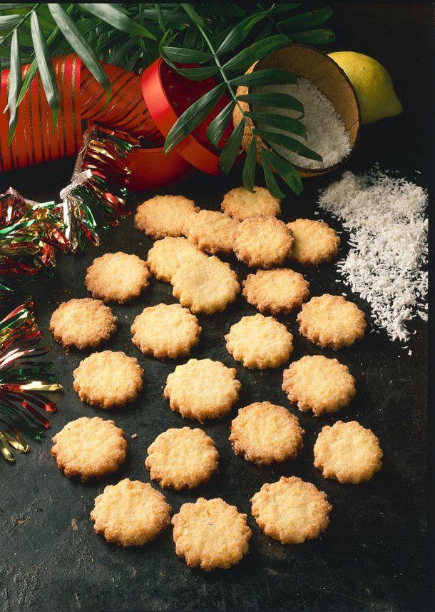 Unser beliebtes Rezept für Kokosplätzchen und mehr als 55.000 weitere kostenlose Rezepte auf LECKER.de.