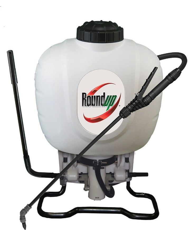 Roundup 190314 4 Gallon Backpack Sprayer