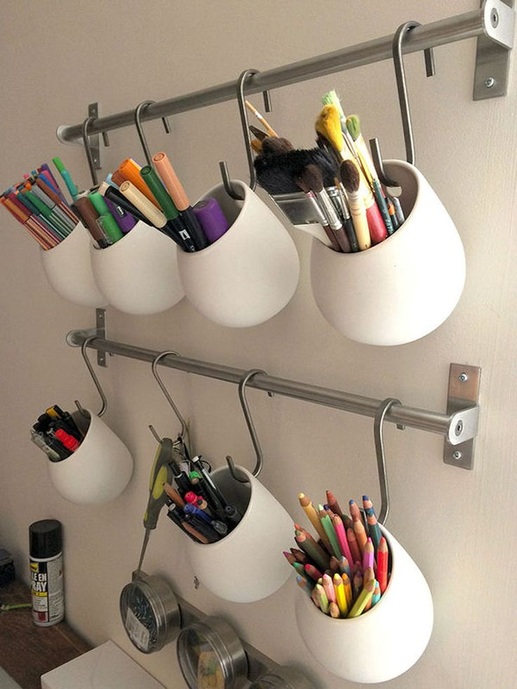 Pot à crayons deco chambre Ayana
