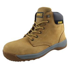 Dewalt Wheat Full Grain Leather Steel Toe Cap DeWalt Wheat Full Grain Leather Steel Toe Cap Builder Boots Size 9.These durable size 9 honey nubuck leather DeWalt Boots are ideal for keeping your feet protected whilst working. They come with a rub http://www.MightGet.com/april-2017-1/dewalt-wheat-full-grain-leather-steel-toe-cap.asp
