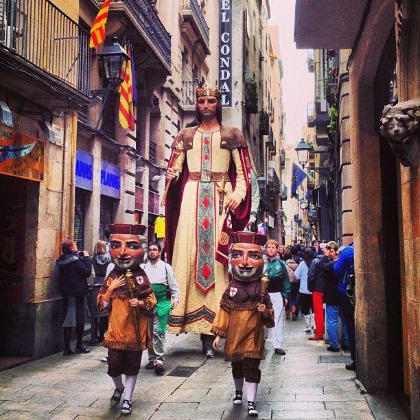 Festival: Barcelona, Catalunya.