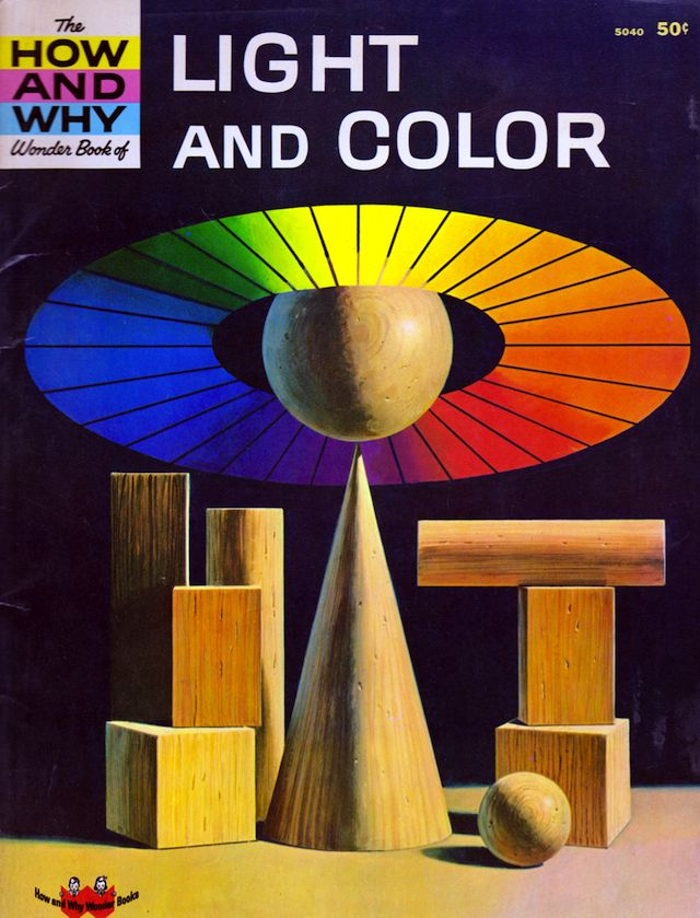 how and why wonder books i have tons of these - Books On Color Theory