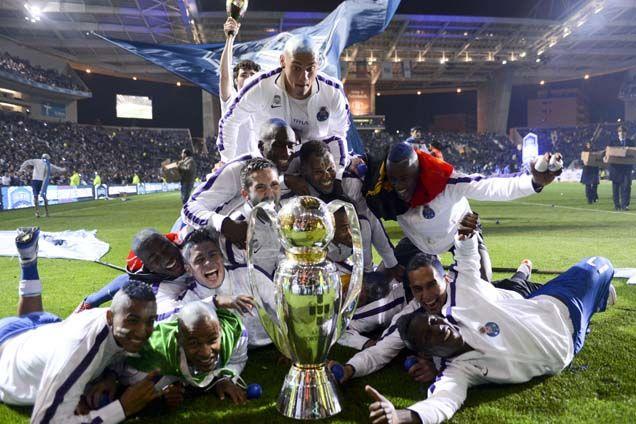 FC Porto venceu, o Rio Ave por 2-5