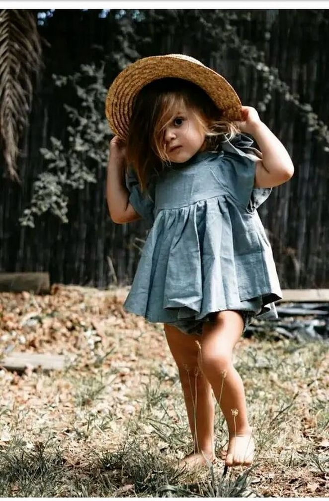 80ffa3e2f53 Cute baby girl clothes outfits ideas 2