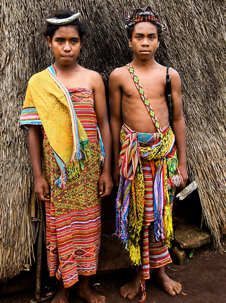 Soe Neno Village, West Timor