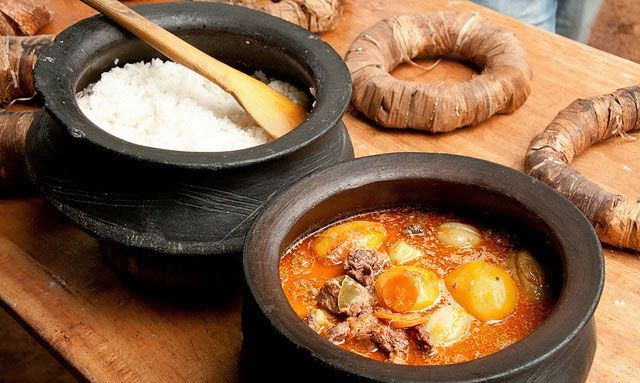Delicious Traditional South Africa food #Joburg http://www.joburg.co.za/27111-Ethnic-Eateries-in-Joburg.aspx