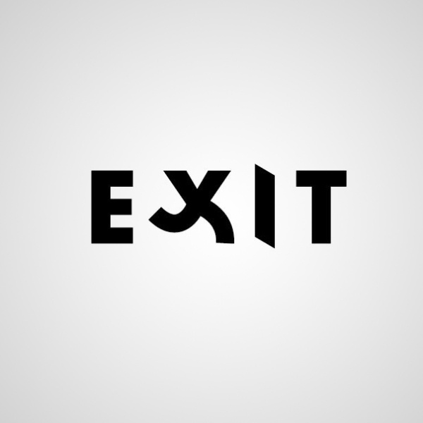 Head-Scratching Word Images By Ji Lee