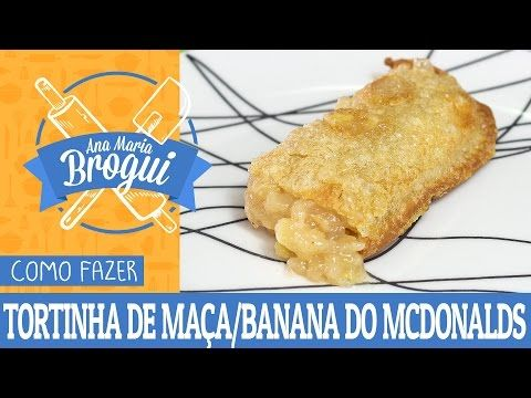COMO FAZER BANANA CARAMELADA DO CHINA IN BOX | Ana Maria Brogui # 79 - YouTube