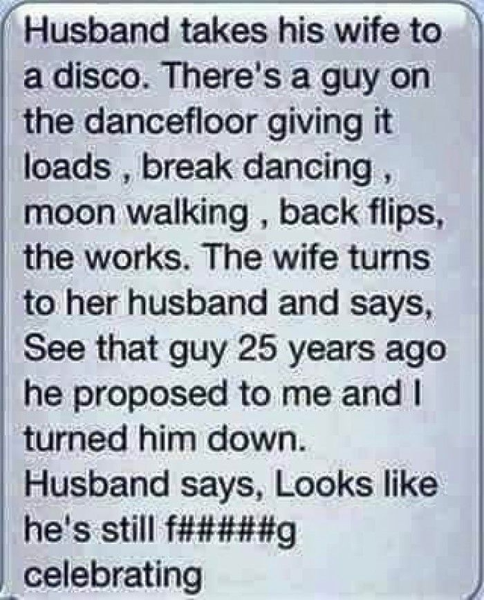 Funny jokes about marriage