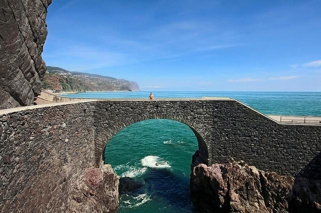 Cais da Ponta do Sol, Madeira