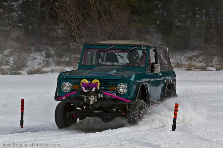 Outdoors: Race a Car on Georgetown Lake | 5280 #Winter #Outdoors #CarRacing