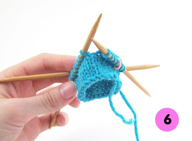 I am currently learning how to knit with double pointed needles, and this is the best tutorial I have come across by far! It is mainly targeted towards those who are making ami's, but it also has a ton of useful information that can be applied to any project you are working on!  |   MochiMochi Land