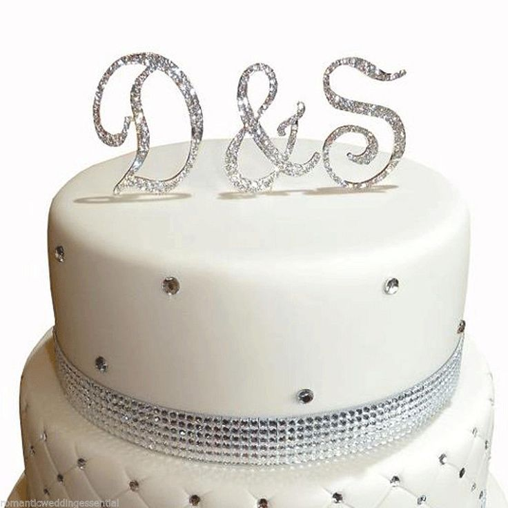 Wedding Cake Toppers Letters Black : 17 Best images about Wedding Cake on Pinterest Wedding ...