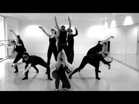 MInkov Jazz Dance Students 2016/17