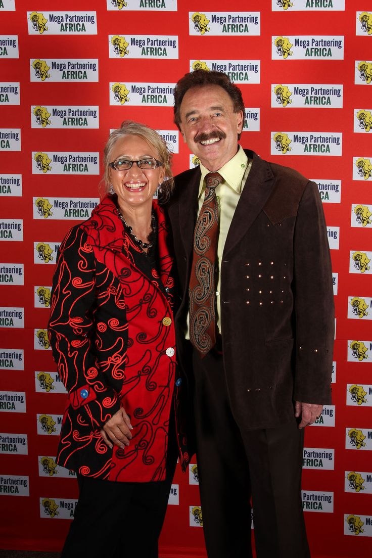 Beryl Bronkhorst with Bill Gibson,Chairperson at Knowledge Brokers International, Author, Speaker, Sales Specialist, Master Marketer