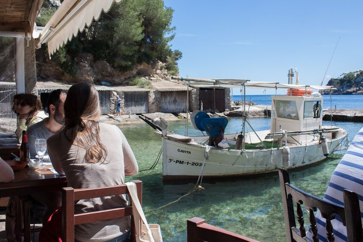 El Bigotes Restaurant Santa Eulalia   Ibiza Maps