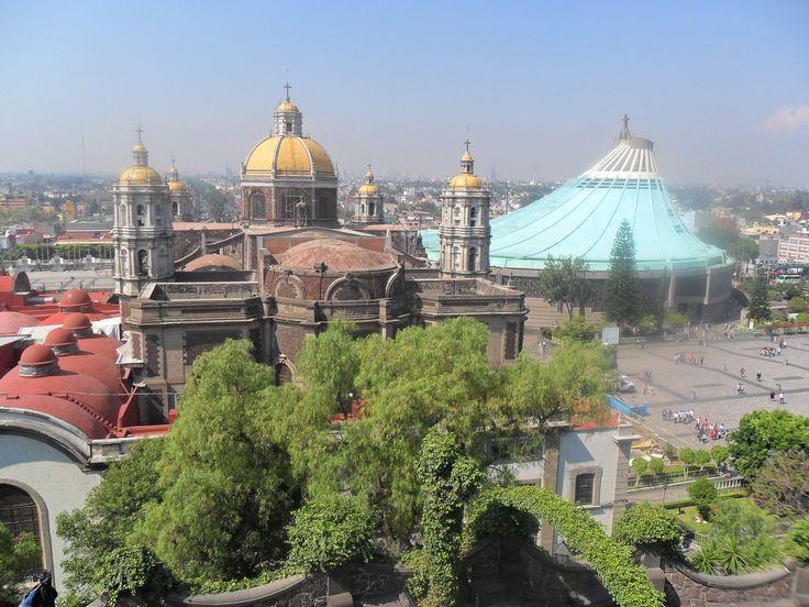 La villa de Guadalupe Mex.