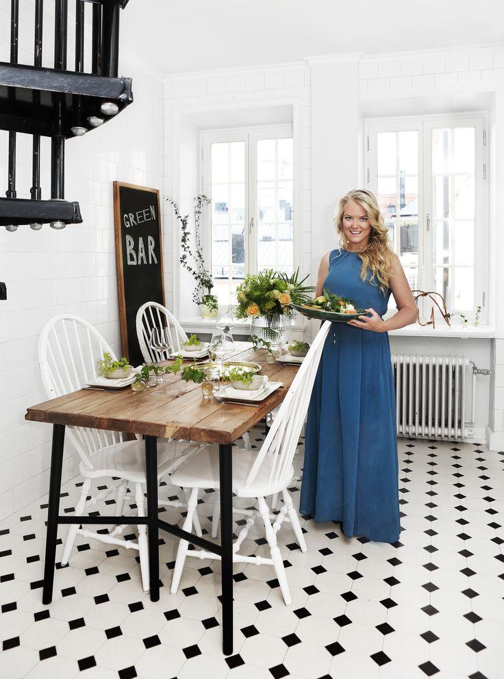 Ni vet de där matborden i rustikt, gediget trä och sådär lite lagom slitna. De syns i tv, i skyltfönster, på restauranger och i inredningsmagasin. Verkligen superfina, men de kostar skjortan trots...