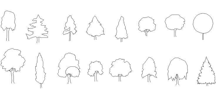 Dwg Adı : Dwg ağaç çizimleri  İndirme Linki : http://www.dwgindir.com/puansiz/puansiz-2-boyutlu-dwgler/puansiz-bitki-ve-agaclar-2-boyutlu-dwgler/dwg-agac-cizimleri.html