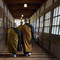 Japan - Eiheiji Temple Buddhist Monks