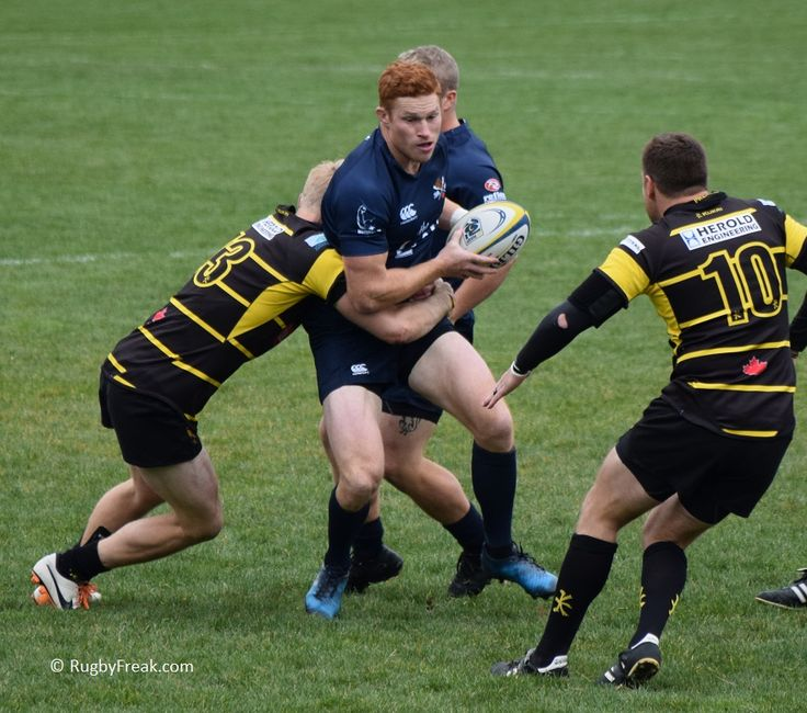 Connor Braid being tackled during BC Premier League rugby game in Victoria BC. #rugbyfreak #sofreaky #bcrugby #rugby #JBAA #rugbycanada #connorbraid #loverugby