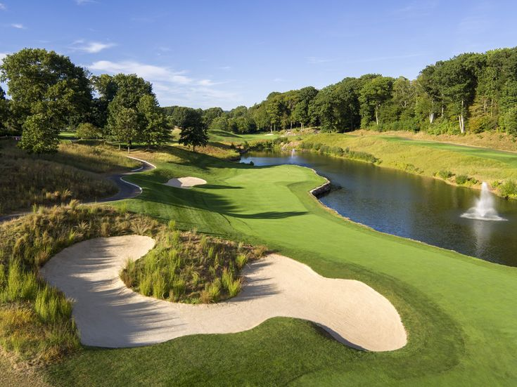 Connecticuts Great River Golf Club Experiencing Renaissance  - Acquisition by Sacred Heart University Bodes Bright Future-  Great River Golf Club in Milford Conn. opened in 2001 to rave reviews by the major national golf publications and was heralded as one of the best public-access golf courses in the country. Sacred Heart University in Fairfield Conn. acquired the struggling semi-private club in December 2015 and has since embarked on a new visionary blueprint to reestablish Great Rivers…