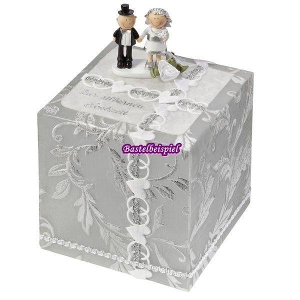 CREApop® Würfel III ca. 12 cm ,Folie selbstklebend von A -Z Bastelshop auf DaWanda.com