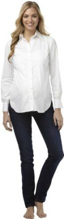 Rosie Pope Women's Classic Shirt White XLG Rosie Pope. $78.00