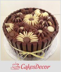 CakesDecor Theme: Chocolate Cakes - CakesDecor