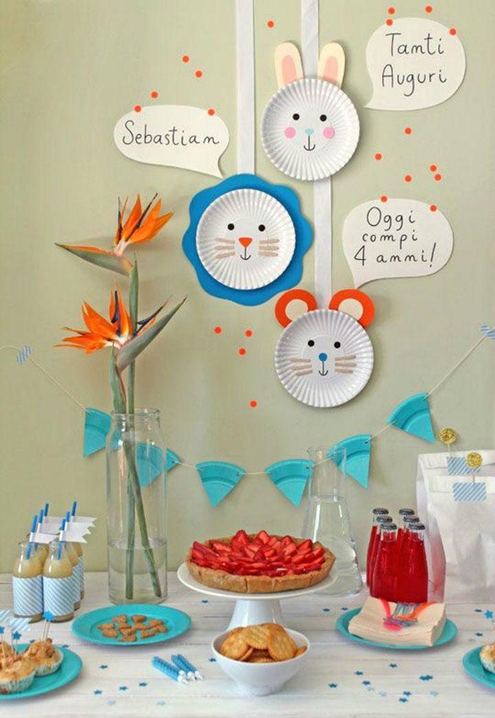 Tutorial para hacer invitaciones y decoraciones chulas para cumpleaños infantiles. ¿Te animas?