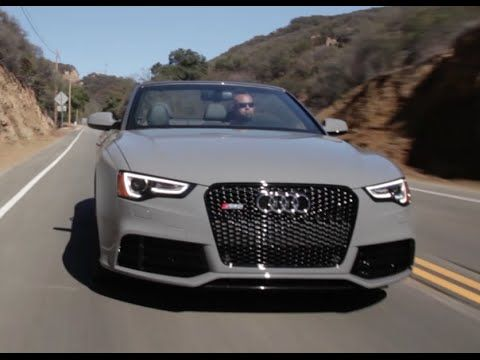 Audi Rs5 Cabriolet The Battleship That Screams Audi