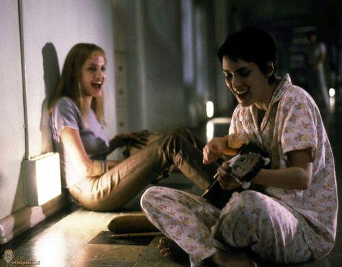 Image de girl interrupted, Angelina Jolie, and winona ryder