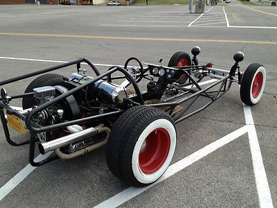 Custom Sand Rail Street Legal VW Motor 1600cc Sandrail One of a Kind Dune Buggy photo 5