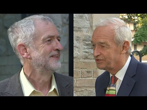 """Jeremy Corbyn: """"Do we get Special Branch bicycles?"""""""