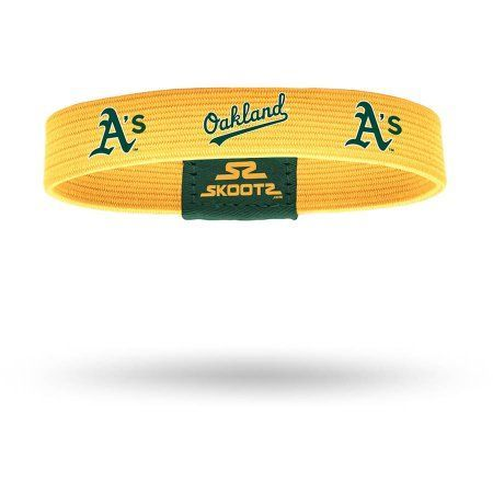 SkootZ Wristband, Oakland Athletics, Size: Small