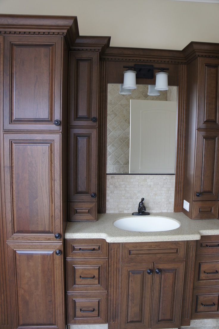 Best Bathroom Cabinets Images Onbathroom Cabinets