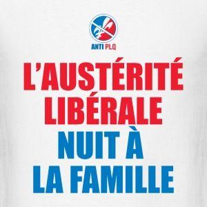 Anti Austérité Famille Libérale