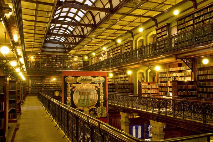 Mortlock Library - Adelaide ~ #Library #Adelaide
