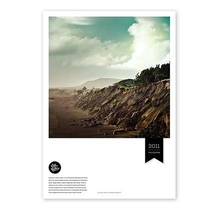 InDesign Photo Calendar Preset
