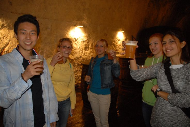 Visit to Pilsner Urquell Brewery, na zdraví!